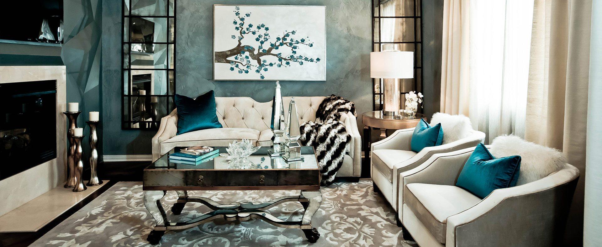 Charles Neal Atlanta Interior Design